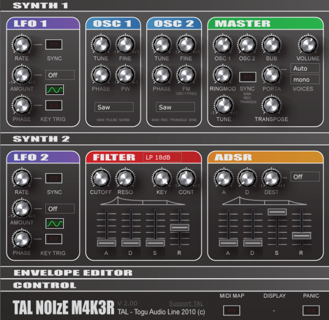 TAL-NoiseMaker 4